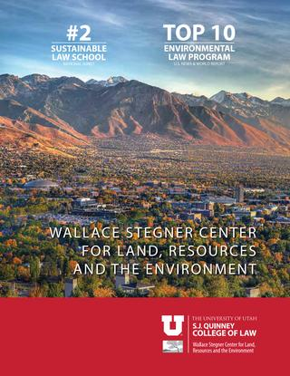 Wallace Stegner Center for Land, Resources and the Environment