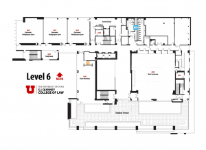 Level 6 Building Map