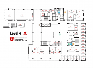 Level 4 Building Map