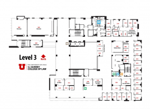 Level 3 Building Map